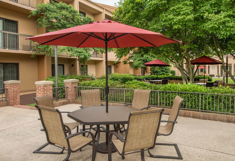 Courtyard by Marriott Washington Dulles Airport Chantilly, Chantilly, Balkon