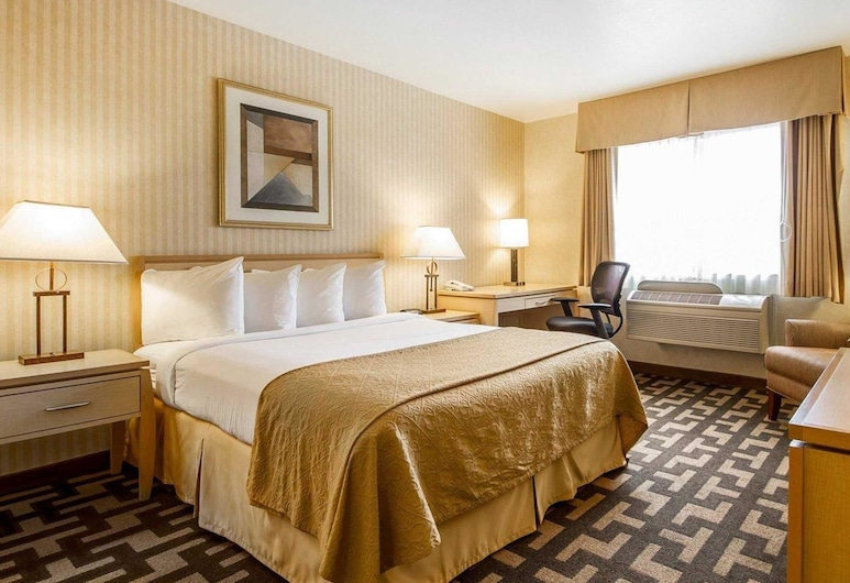 Quality Inn Petaluma - Sonoma, Petaluma, Zimmer
