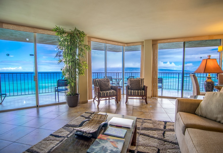Royal Kahana Maui by Outrigger, Lahaina, Room, 2 Bedrooms, Oceanfront (Unit #1110), View from room