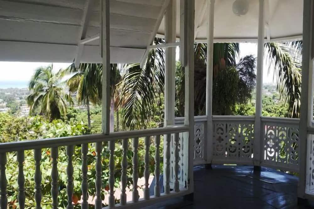 Suite Standard, 2 lits doubles - Balcon