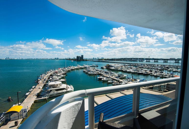 DoubleTree by Hilton Grand Hotel Biscayne Bay, Miami, Zimmer