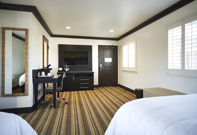 阿祖雷飯店, 聖羅莎, 高級雙人房, 客房