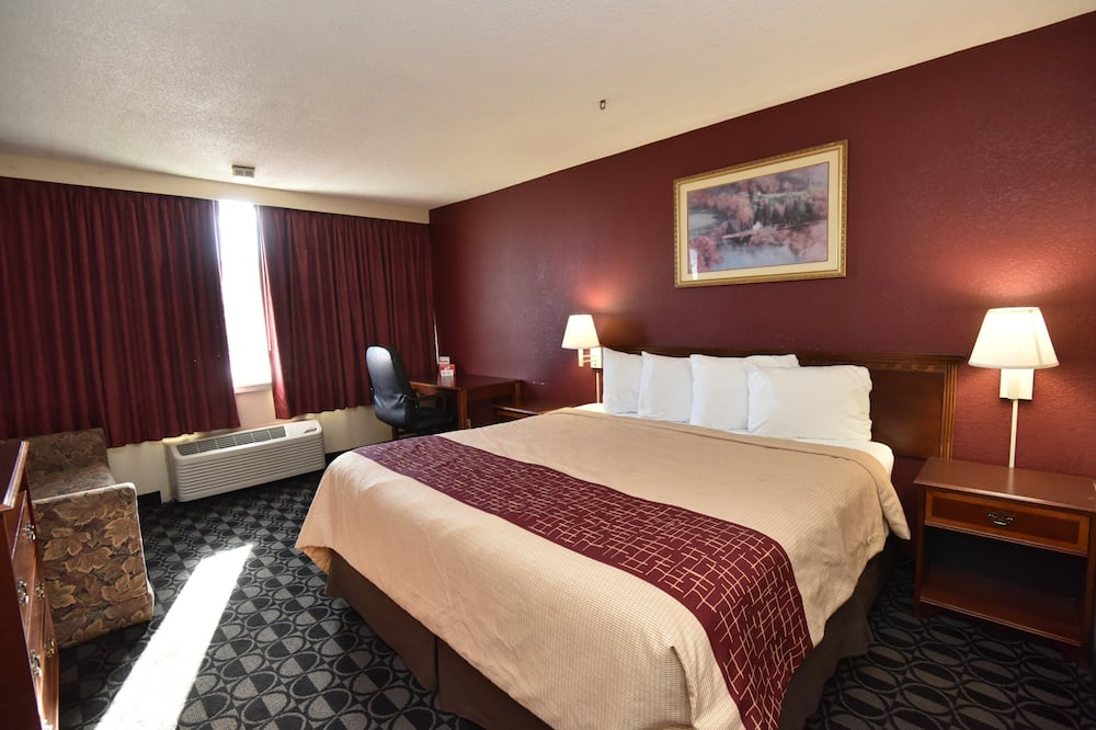 Deluxe Room, 1 King Bed, Non Smoking - Guest Room
