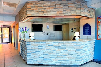 Fotografia do Hotel Tempe/Phoenix Airport InnSuites at the Mall em Tempe
