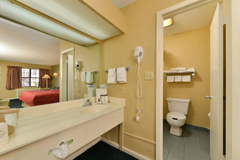Camera, 1 letto king, non fumatori (Deluxe) - Phòng tắm
