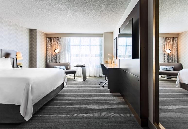 Renaissance Los Angeles Airport Hotel, Los Angeles, Izba, 1 extra veľké dvojlôžko, nefajčiarska izba, Hosťovská izba