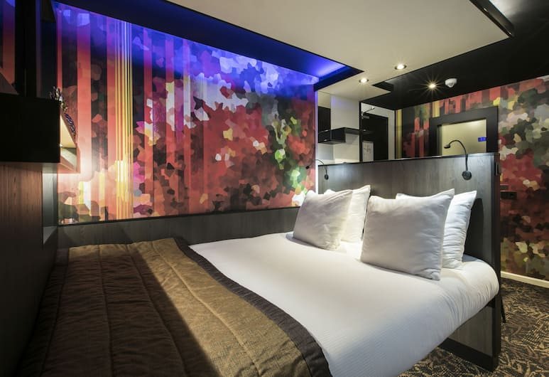Eden Hotel Amsterdam, Amsterdam, Small Double Room, Zimmer