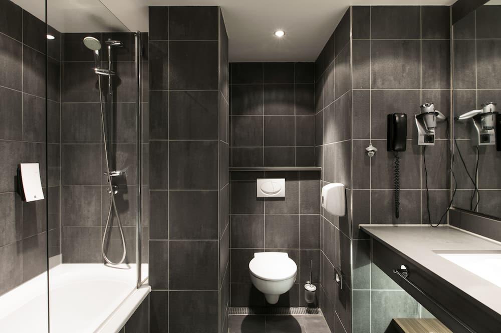 Executive-Doppel- oder -Zweibettzimmer - Badezimmer
