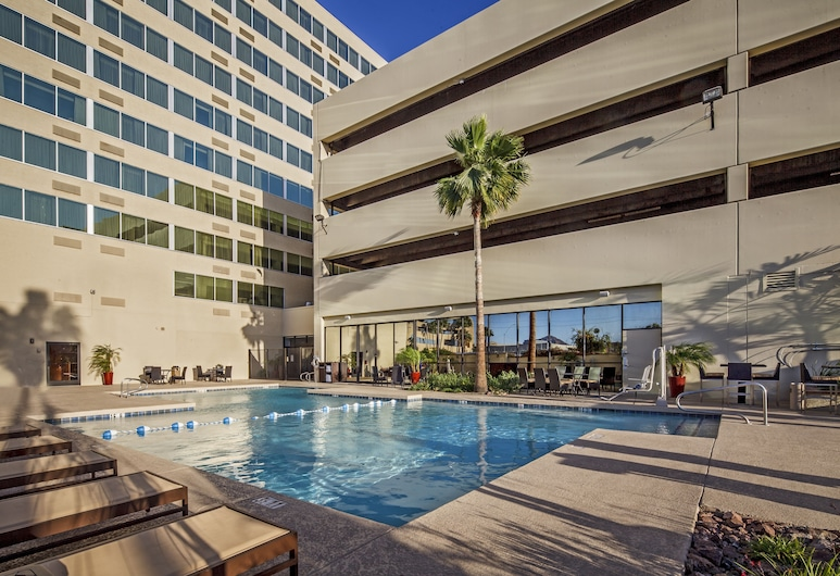 Crowne Plaza Phoenix - Phx Airport, an IHG Hotel, Phoenix, Pool