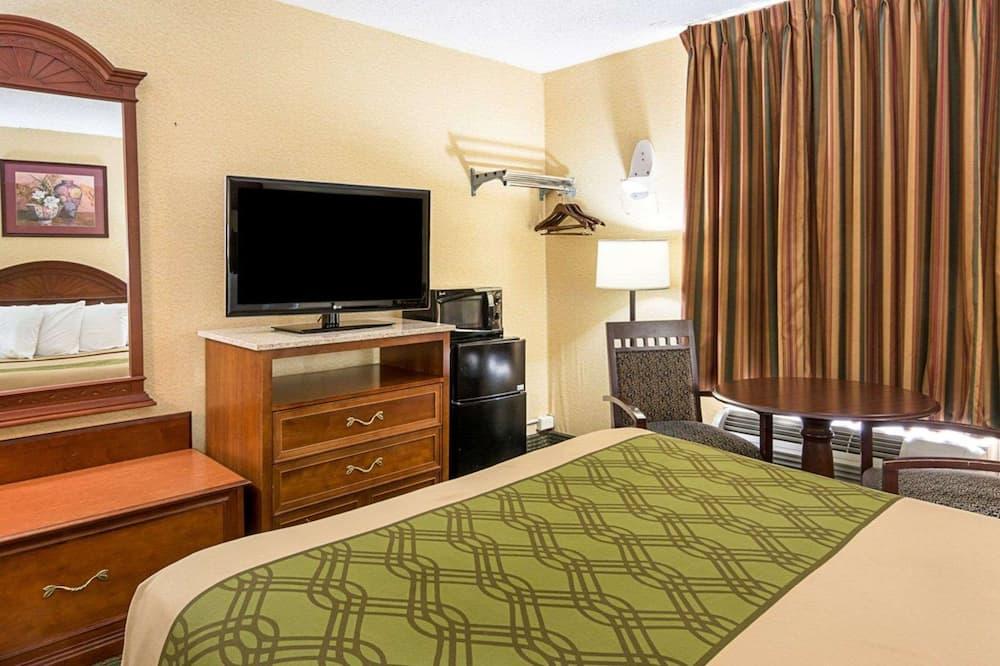 客房, 1 張特大雙人床, 無障礙, 非吸煙房 - 客房