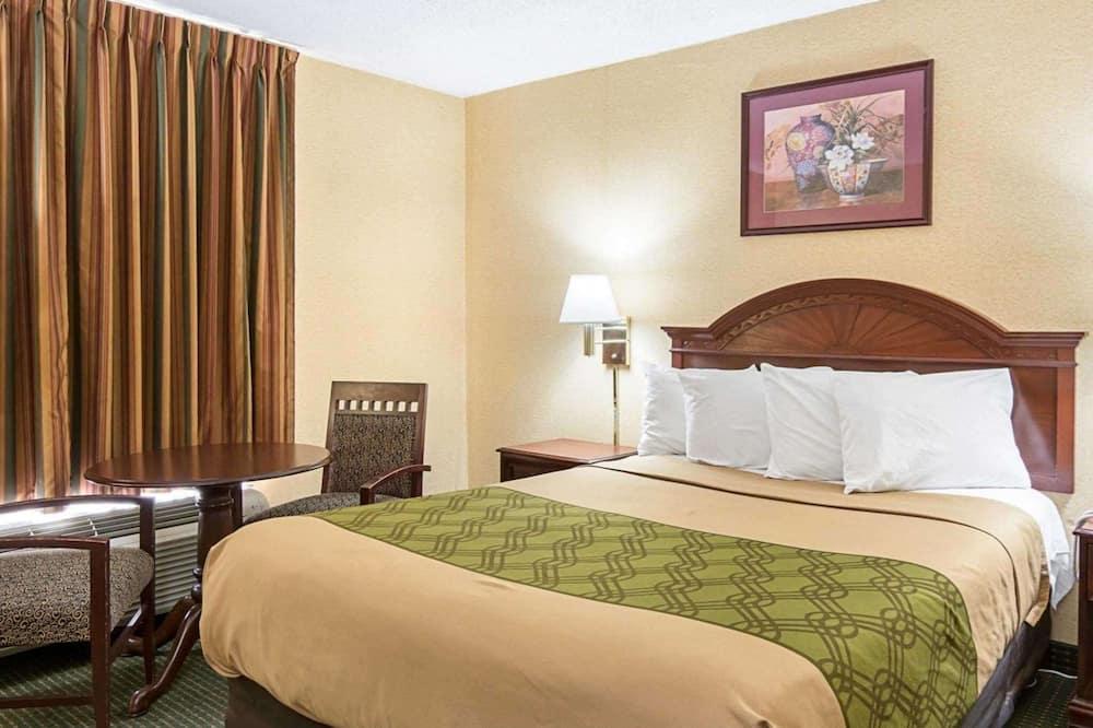 客房, 1 張特大雙人床, 無障礙, 非吸煙房 - 特色相片