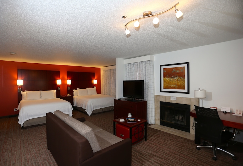 SenS Suites Livermore, SureStay Collection by Best Western, ליברמור, סוויטה, מספר מיטות, ללא עישון (with Sofabed), חדר אורחים