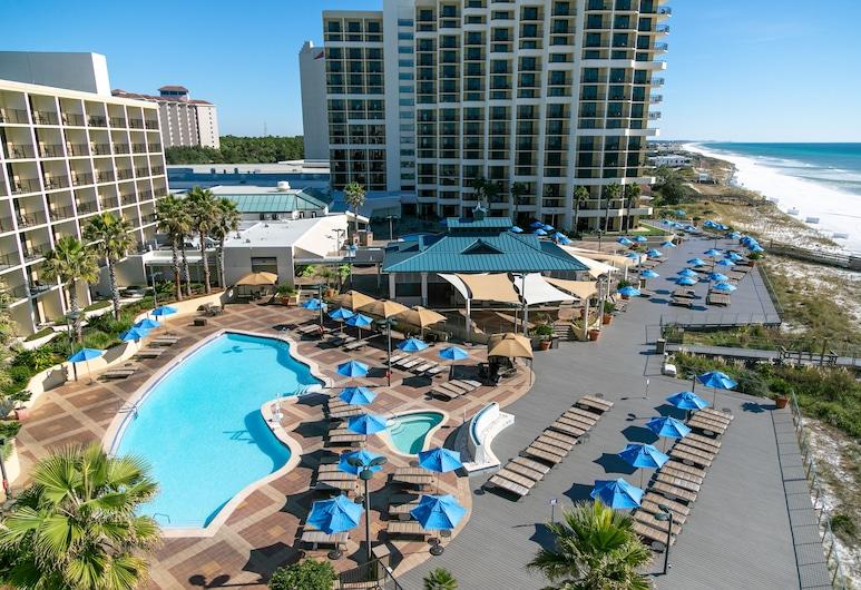 Hilton Sandestin Beach Golf Resort & Spa, Miramar Beach, Terrace/Patio