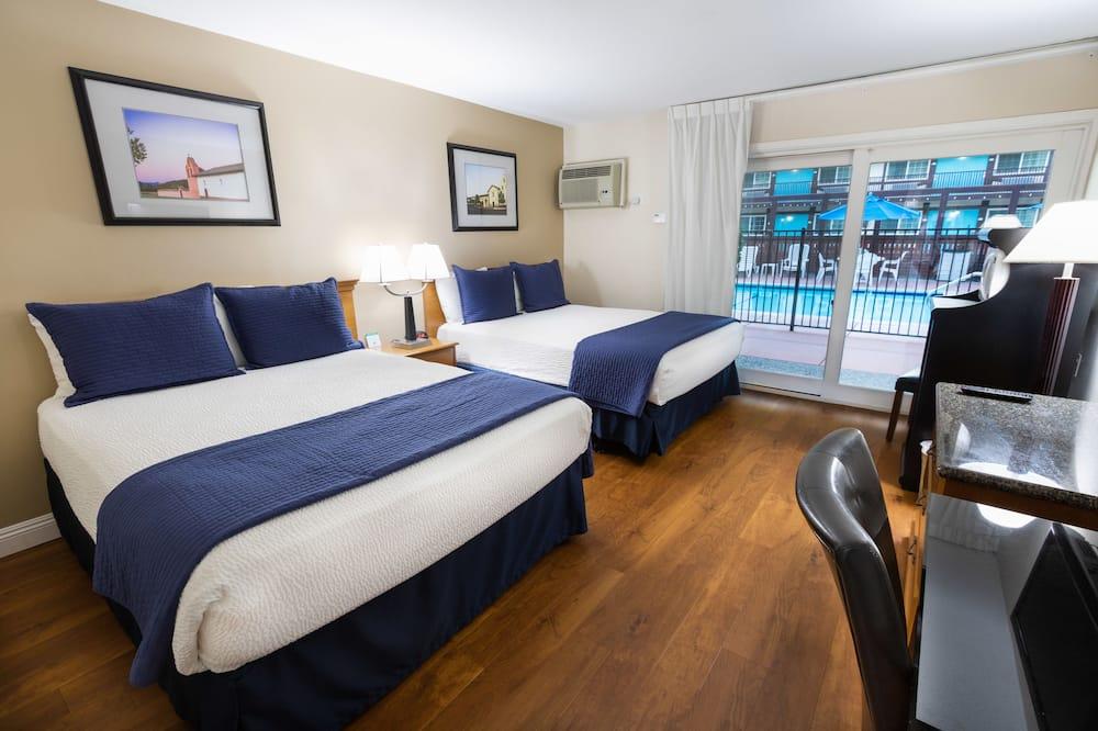 Chambre Standard, 2 grands lits (2 Queen Beds Nonsmoking) - Chambre