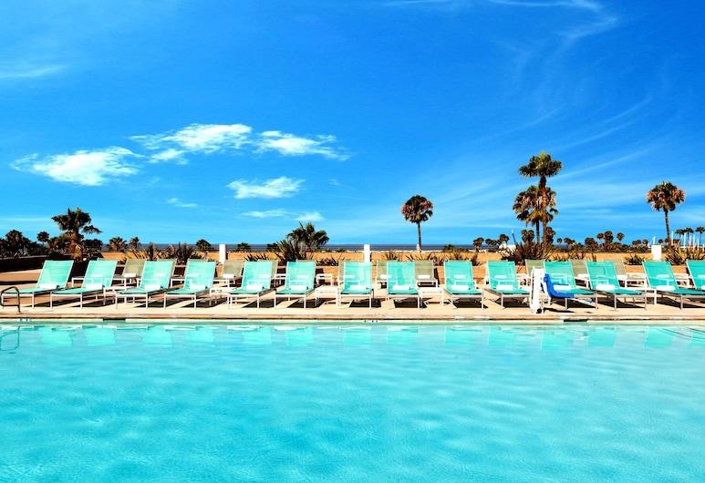 Sonesta Redondo Beach & Marina, Redondo Beach, Basen odkryty