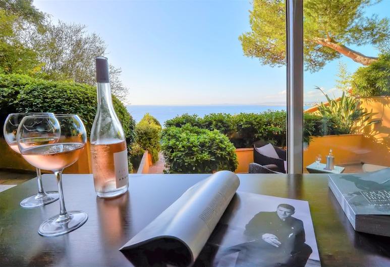 Hotel La Pérouse Nice Baie des Anges, Nizza, Junior-Suite, Terrasse/Patio