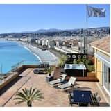 套房, 海景 (Méditerranée) - 陽台