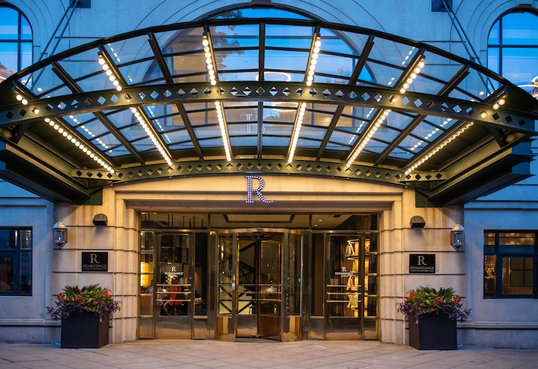 Renaissance Philadelphia Downtown Hotel, Filadelfija, Išorė