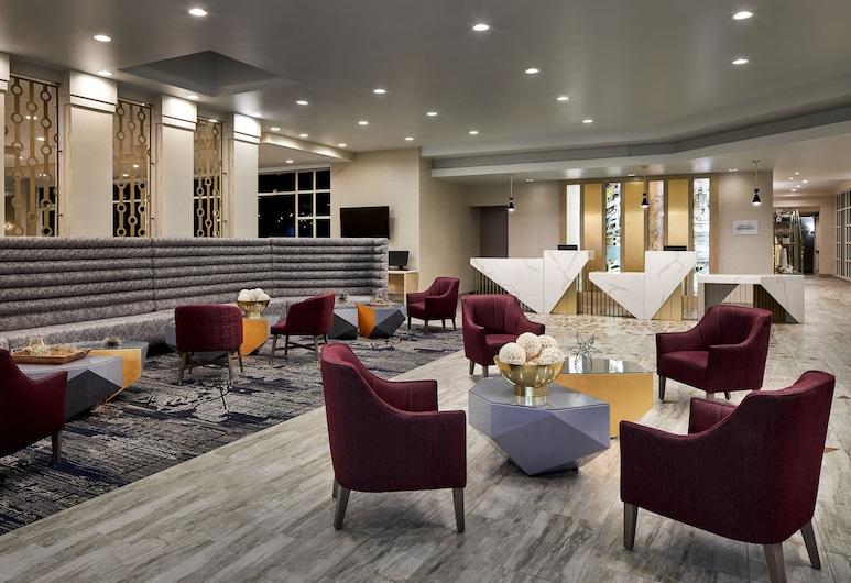 Sheraton Richmond Airport Hotel, Sandston, Lobby