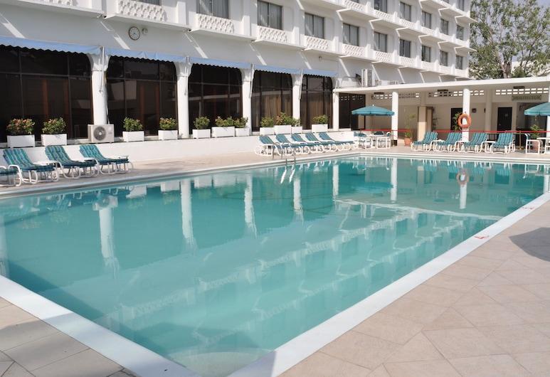 拉合爾五洲明珠大酒店, 拉合爾, 室外泳池