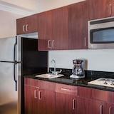 Kuchyňský kout na pokoji