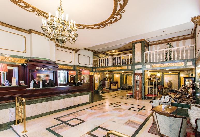 Danubius Hotel Astoria City Center, Βουδαπέστη, Λόμπι