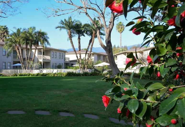 Pacifica Suites, Santa Barbara, Garden