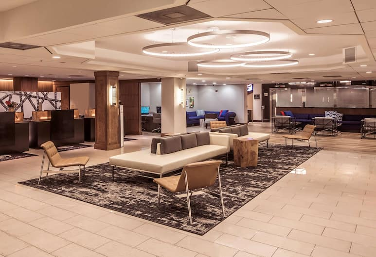 DoubleTree by Hilton Hotel & Suites Pittsburgh Downtown, Pittsburgh, Reception