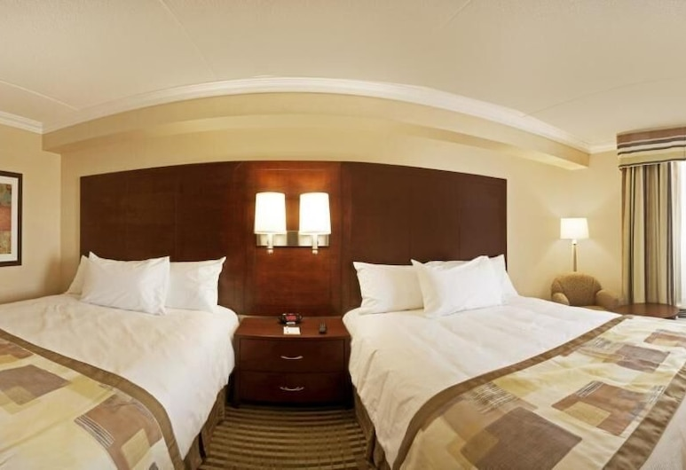 Pearson Hotel and Conference Centre Toronto Airport, Toronto, Rom – standard, 2 queensize-senger, Gjesterom
