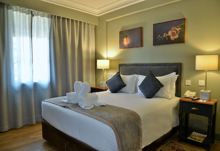 Cresta Jameson, Harare, Deluxe Double Room, Guest Room