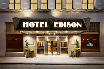 Picture of Hotel Edison in New York
