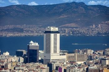 A(z) Hilton Izmir hotel fényképe itt: Izmir