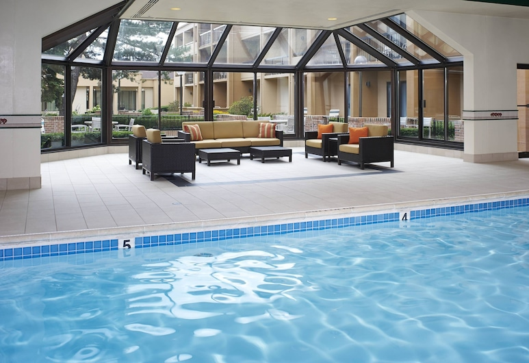 Courtyard by Marriott Chicago Arlington Heights / South, Arlington Heights, Indoor Pool