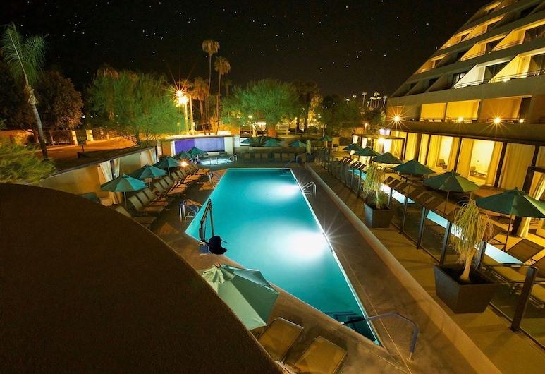 棕櫚泉君悅套房飯店, 棕泉市, 室外游泳池