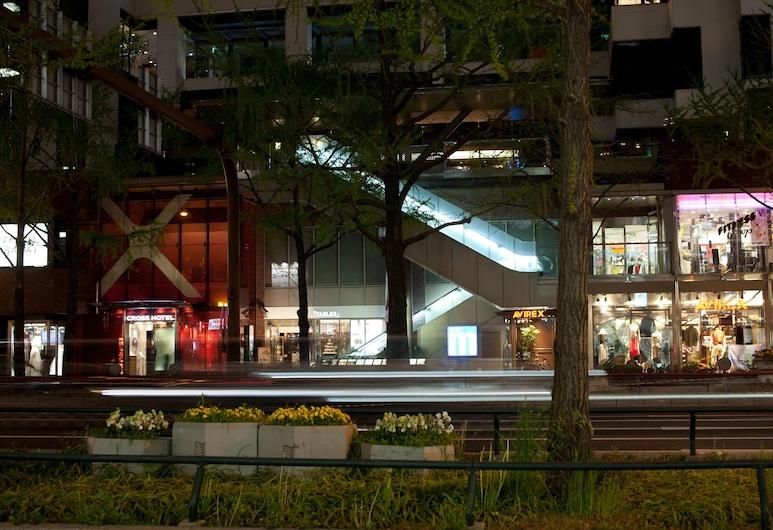 クロスホテル大阪, 大阪市, ホテルのフロント - 夕方 / 夜間