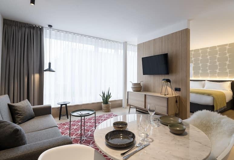 安特衛普頂級套房公寓普拉斯酒店, 安特衛普