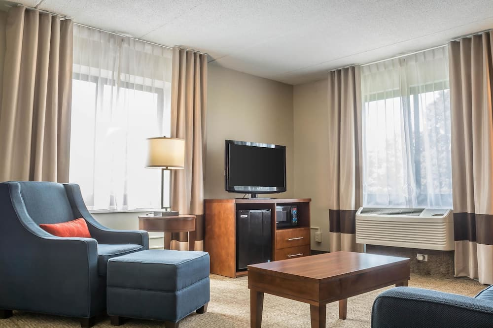 Suite, Multiple Beds, Accessible, Non Smoking (Upgrade) - Guest Room