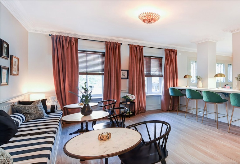 Dupont Circle Embassy Inn by FOUND, Washington, Hotel Lounge