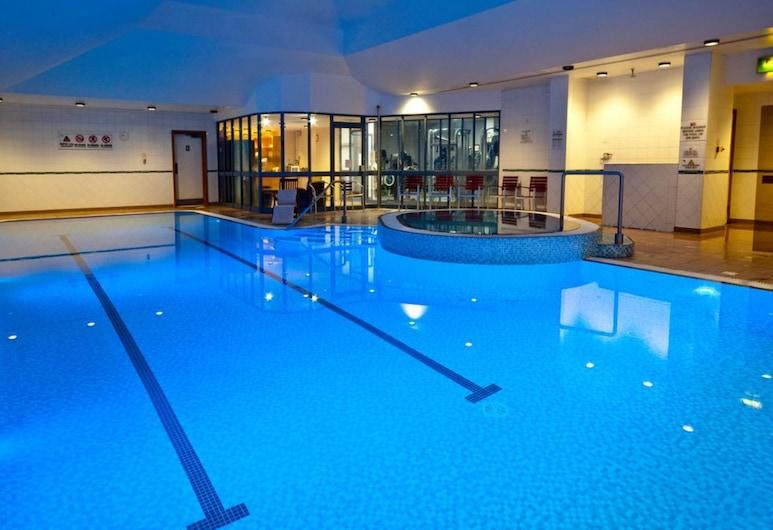 Doubletree by Hilton Hotel Coventry, Coventry, Tina de hidromasaje cubierta