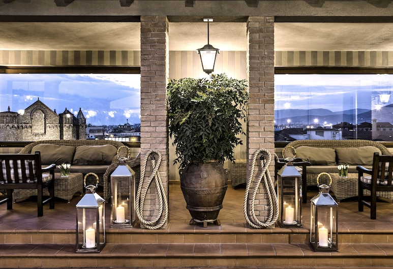 Grand Hotel Baglioni, Florence, Hotel Lounge