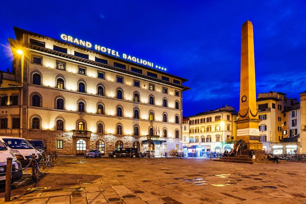 Grand Hotel Baglioni Florence Reviews