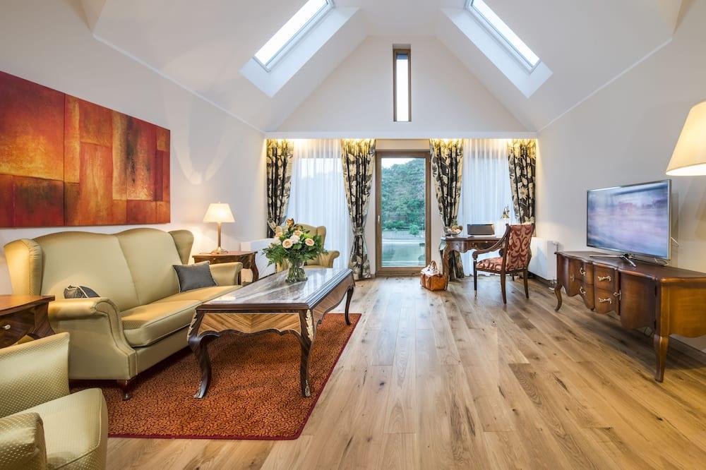 Apartament typu Deluxe, aneks (distance of 150 m) - Powierzchnia mieszkalna