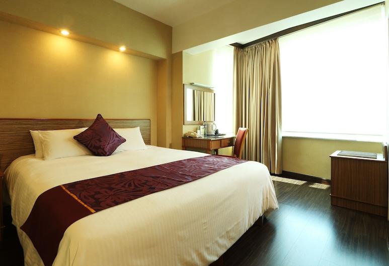 The Imperial Hotel, Kowloon, Premier dubbelrum, Gästrum