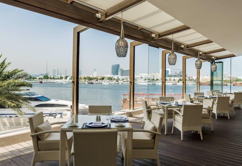 Sheraton Dubai Creek Hotel & Towers, Dubai, Ravintola