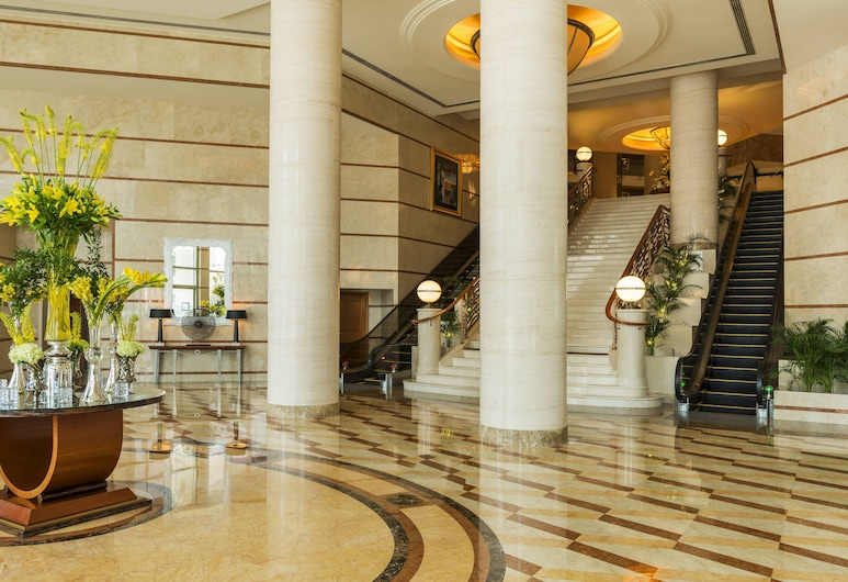 Sheraton Dubai Creek Hotel & Towers, Dubai, Lobby