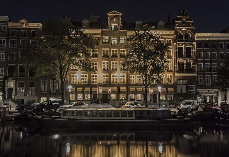 Hotel Estheréa, Amsterdam, Hotellets facade