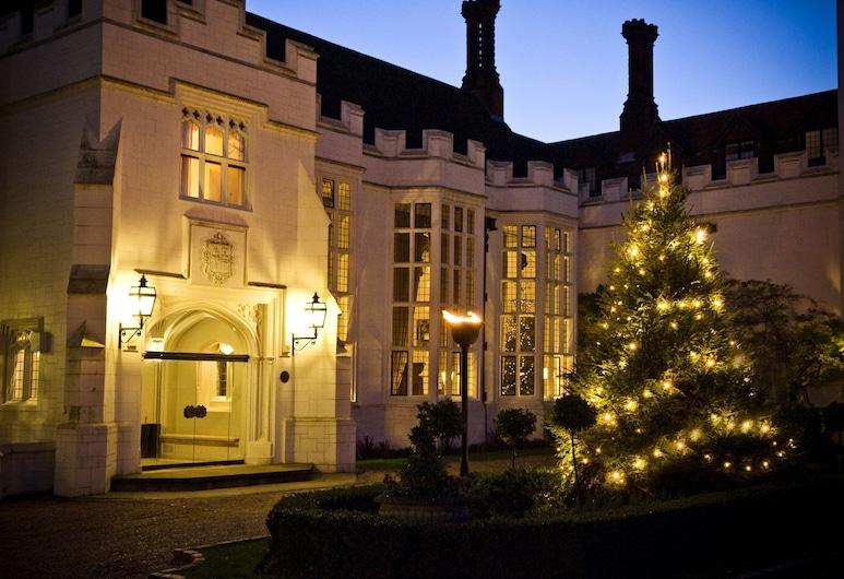 Danesfield House Hotel And Spa, Marlow, Ulaz u hotel