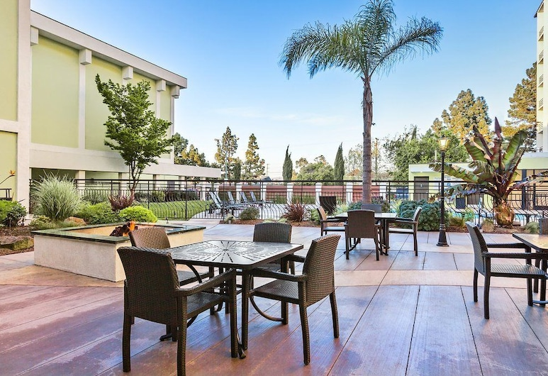 Holiday Inn San Jose - Silicon Valley, San Jose, Terrace/Patio