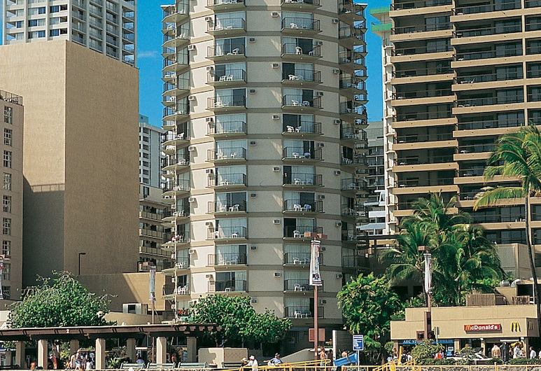 Aston Waikiki Circle Hotel, Honolulu, Exterior