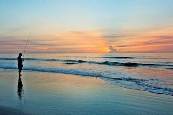 Foto van Guy Harvey Resort on St Augustine Beach in St. Augustine